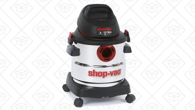 Shop-Vac 5-Gallon, $49