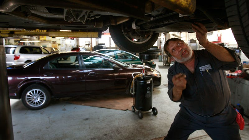 Here's Why You Shouldn't Gamble With Your Oil Change