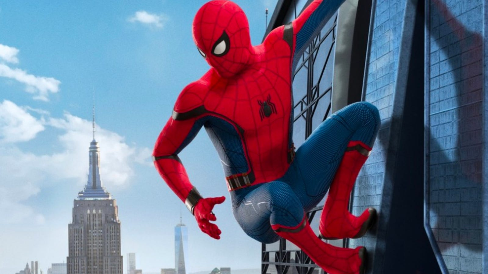 Listen to a Heroic Sampling From the Spider-Man: Homecoming Score