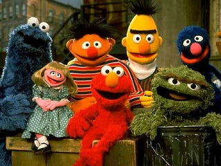 Illustration for article titled 10 Awesome Moments From Sesame Street