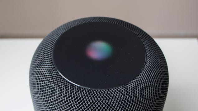 Save Over $100 on an Apple HomePod, in the Color Of Your Choice