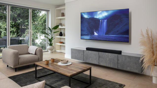 Sony s Cheaper Dolby Atmos Soundbar Is Made for Small Spaces