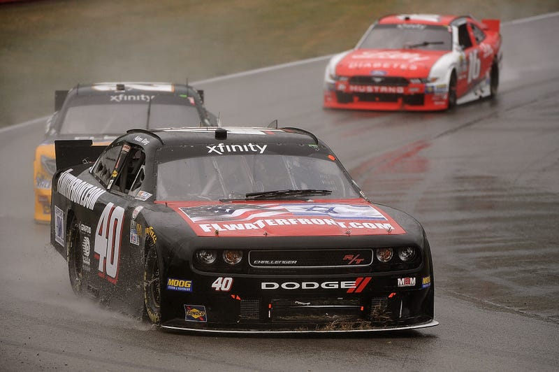Why A 'Zombie Dodge' Raced In NASCAR On Saay