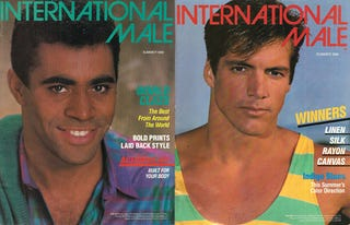 Illustration for article titled The Best & Worst Of 'International Male,' Summer 1986