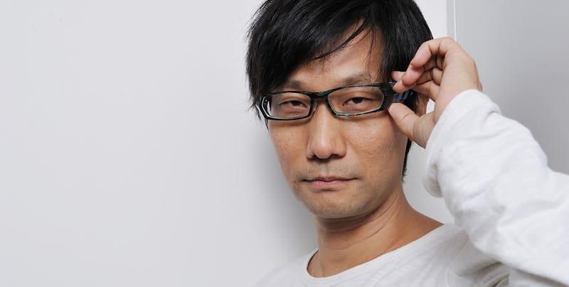 Illustration for article titled Hideo Kojima saldría de Konami después de Metal Gear Solid V