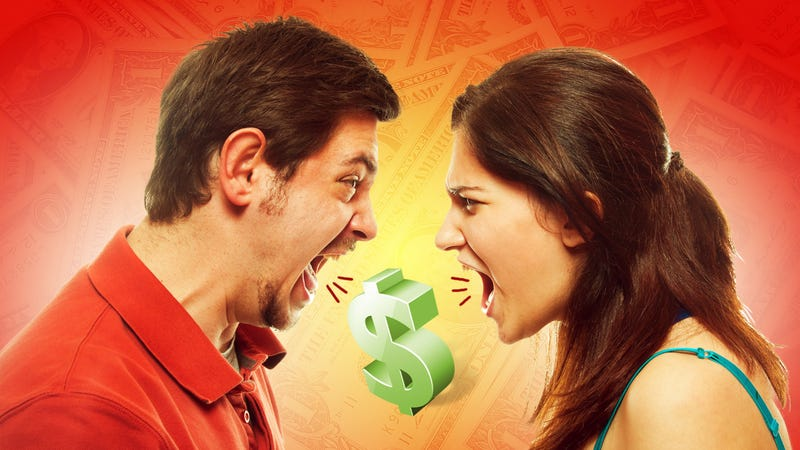 Illustration for article titled How to Stop Fighting About Money with Your Significant Other