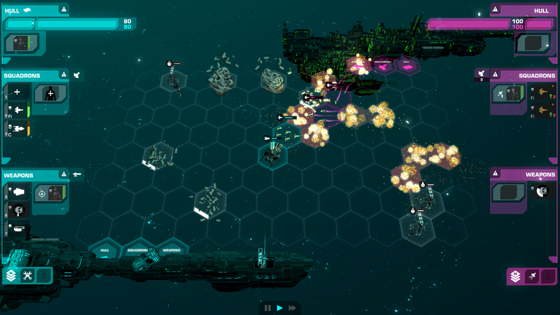 Crying Suns Is Like FTL But With A Better Story