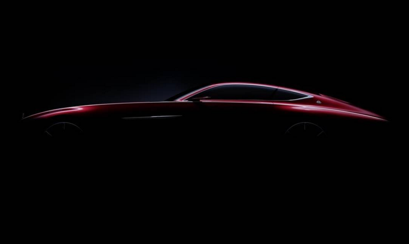 Illustration for article titled Is This The New Maybach Coupe?