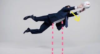 Illustration for article titled Bajnai: Próbáljanak egyszer betonon vetődni