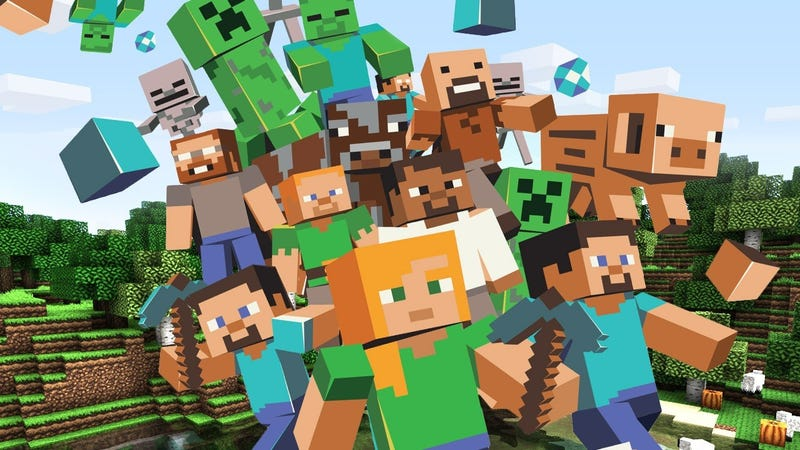 Illustration for article titled MinecraftSells 10,000 Copies A Day