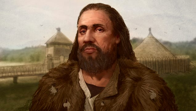 Bronze Age Man Would Have Worn Nicer Pelts If He'd Known Scientists Would Find His Preserved Body In Bog