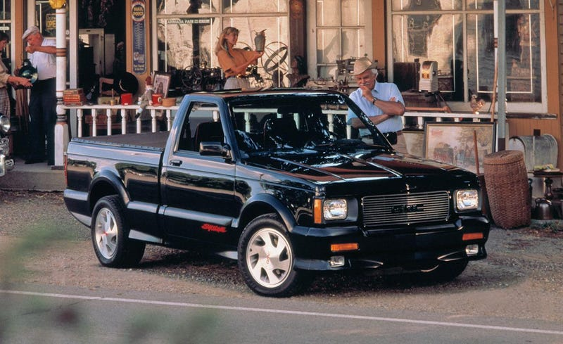 The Gmc Syclone Is Still General Motors Ultimate F You