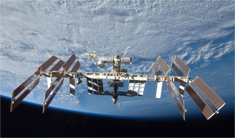 Illustration for article titled Evacuado un sector de la ISS tras una alarma en el módulo de EE.UU.