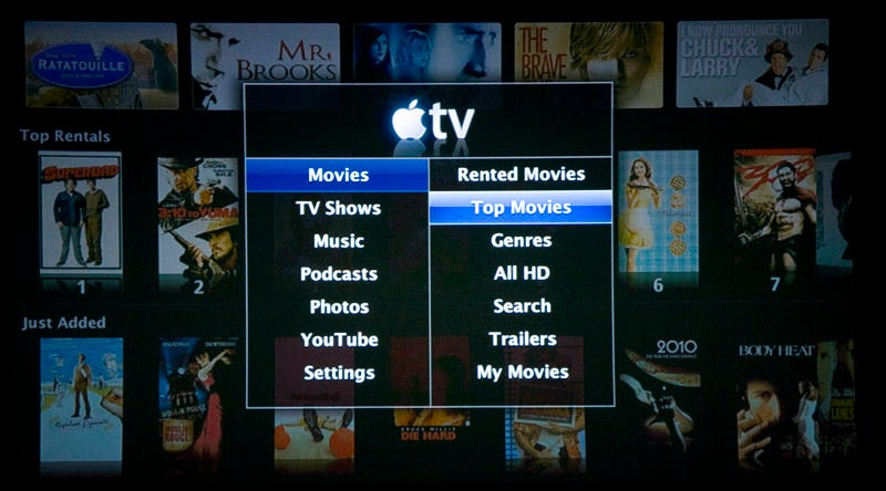 Illustration for article titled Apple TV 2.0 Review