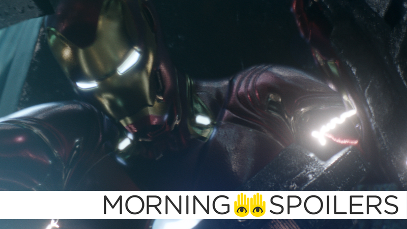 Iron Man might be getting a new toy to play with in Avengers 4.