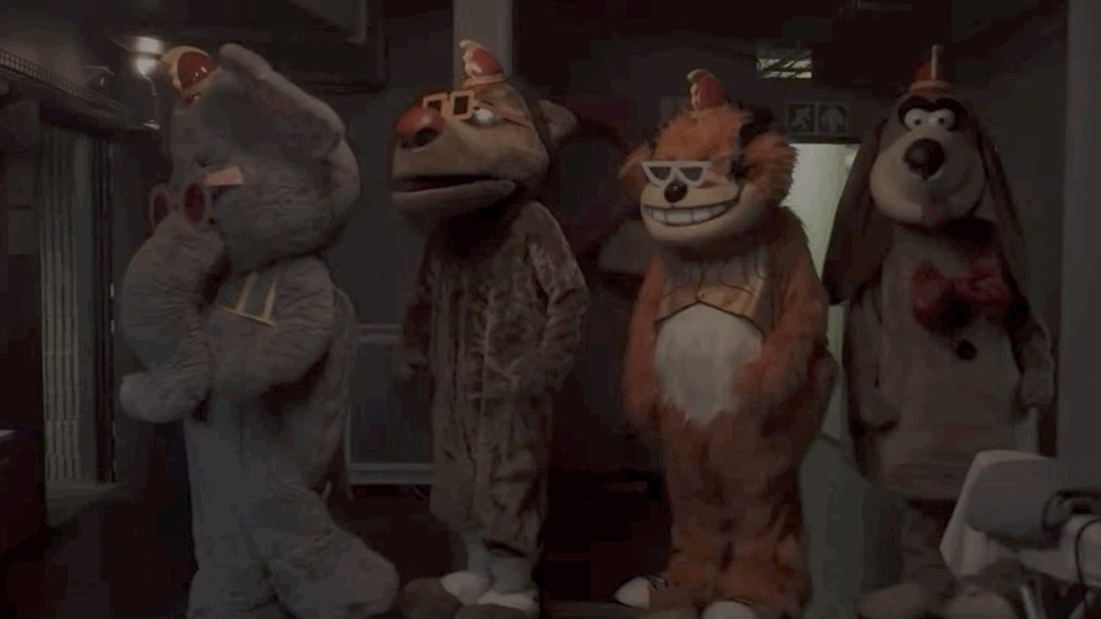 Warner Bros  and Syfy Release The Banana Splits Movie Trailer