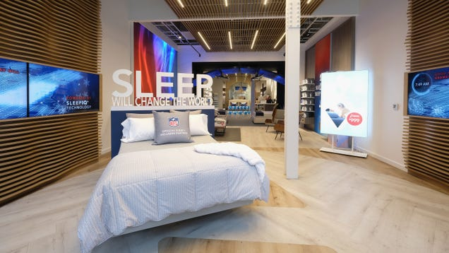 Sleep Number Denies Recording Users in Their Beds, Calls Creepy Privacy Policy  an Error