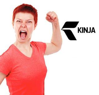 Illustration for article titled KINJA!!!