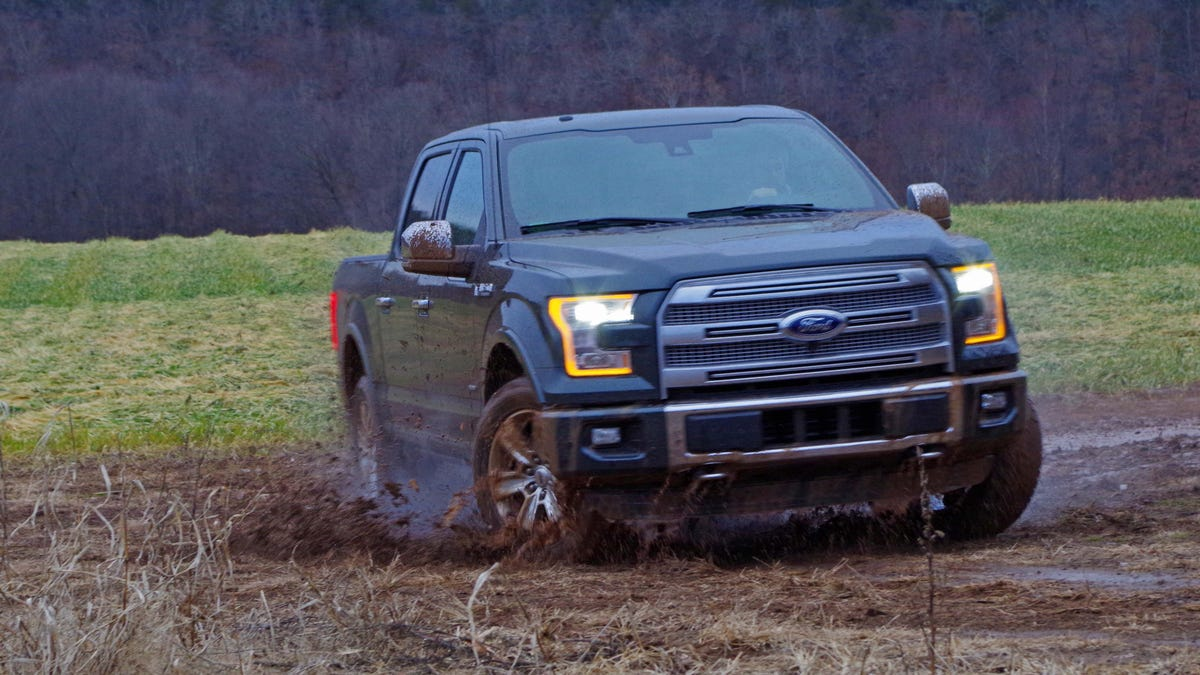 1000 Hard Miles In The Most Expensive 2015 Ford F 150 What We Learned 2011 350 Super Duty Factory Trailer Wiring Diagram Troubleshooting Light