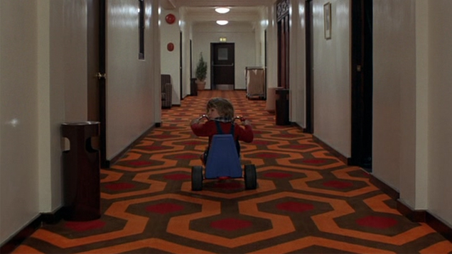 This Overlook Hotel Welcome Mat Is the Best, Least Inviting Way to Greet Your Friends