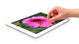 Illustration for article titled Samsung Makes the New iPad's Screen Because No One Else Could (Updated)