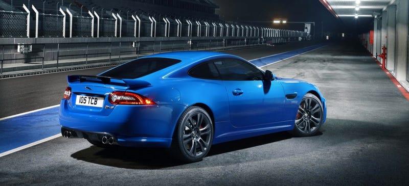 Illustration for article titled Is The Jaguar XK Dead?
