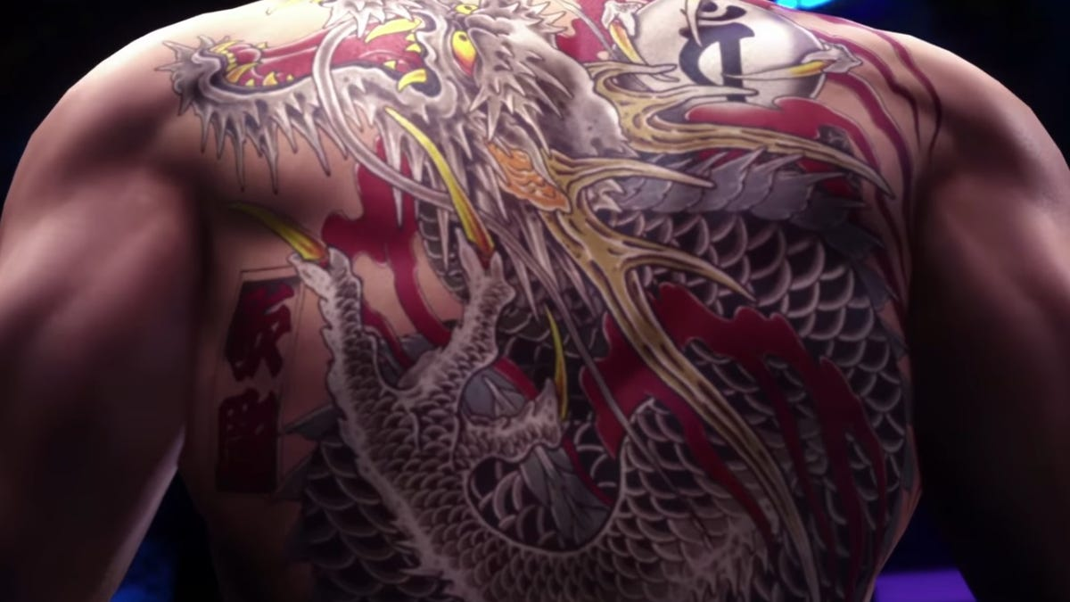 dcae80afb The Meaning Of Yakuza's Tattoos