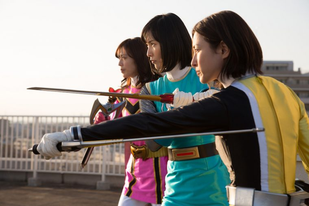 Selain Power Rangers, Super Sentai Tayangkan Gambaran Ibu Super Hero, Moms Banget Nih!