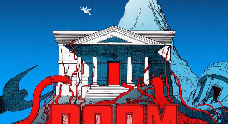 Illustration for article titled Doom/Myst 20 Years After Poster