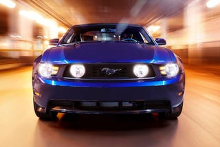 Illustration for article titled Five-Oh! 2011 Mustang GT Gets 412 HP 5.0-liter V8
