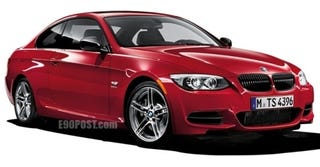 Illustration for article titled 2011 BMW 335is: Behold, The Sub-M3