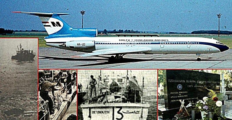 Illustration for article titled Jó-jó, de miért hiányzott a bejrúti magyar légikatasztrófa a listáról?