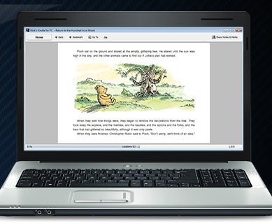 Illustration for article titled Kindle for PC Beta Brings E-Books to Bigger Screens