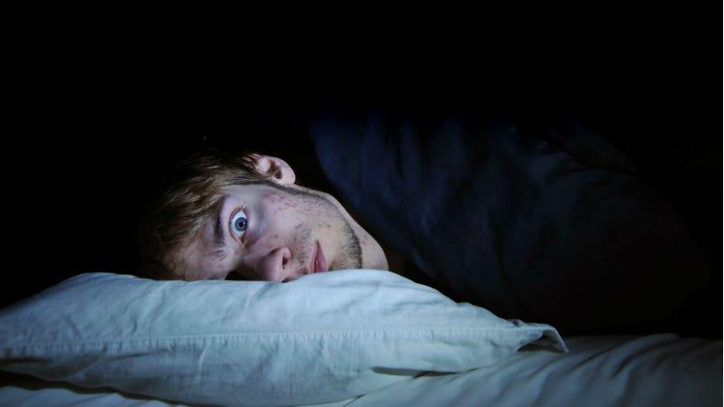 Resultado de imagen de bed scared