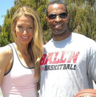 """Illustration for article titled Ex-Fiancée Had No Idea Jason Collins Was Gay, Remains """"Deeply Hurt"""""""