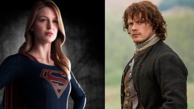 Supergirl / Outlander