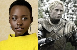 Illustration for article titled Lupita Nyong'o And Gwendoline Christie Officially Cast In Star Wars
