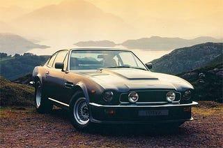 Illustration for article titled Jalopnik Fantasy Garage: 1978 Aston Martin V8 Vantage