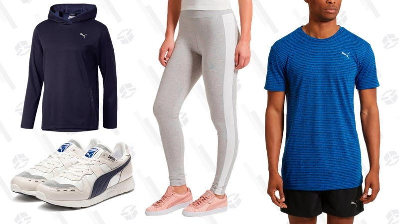 40% off full-price, 25% off sale items | PUMA | Use code FRIENDSNFAM