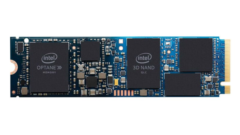 Illustration for article titled Intel's Speediest Storage Tech Could Be Coming to Regular Laptops Soon