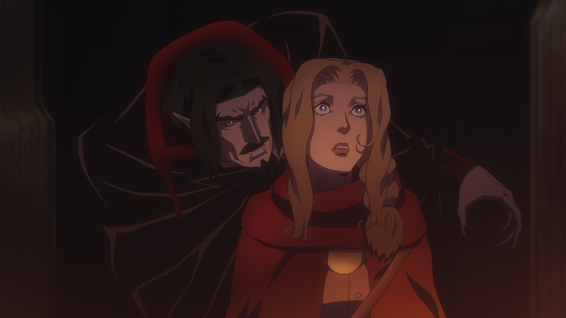 Netflix's Castlevania is Getting a Second, Longer Season