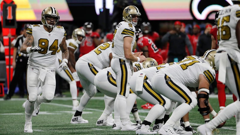 Saints' season-ticket holder sues team over kneeling protests
