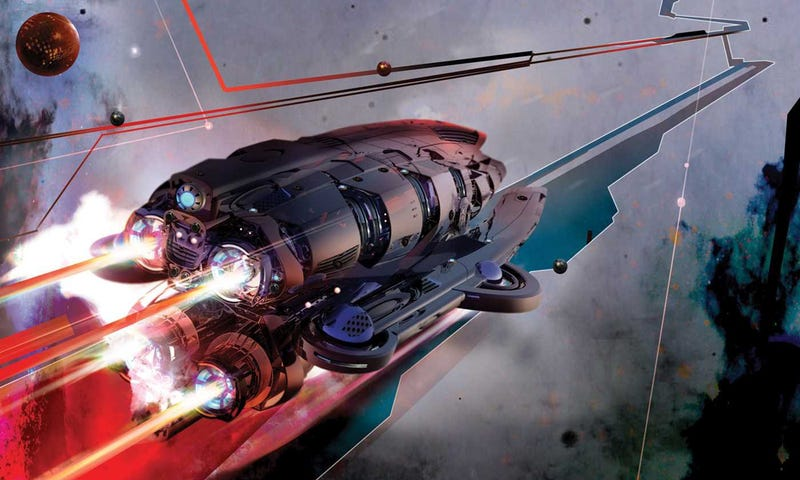All the Science Fiction and Fantasy Books You Can't Afford to Miss in April