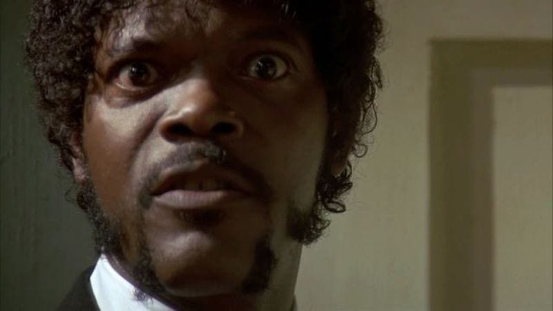 Illustration for article titled Jamie Foxx has been replaced by Samuel L. Jackson in plot to kill Kevin Hart