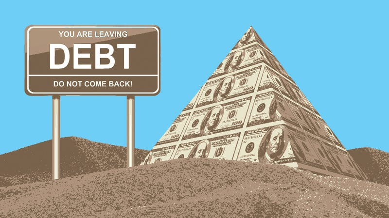 Illustration for article titled A Step-by-Step Guide to Getting Out of Debt