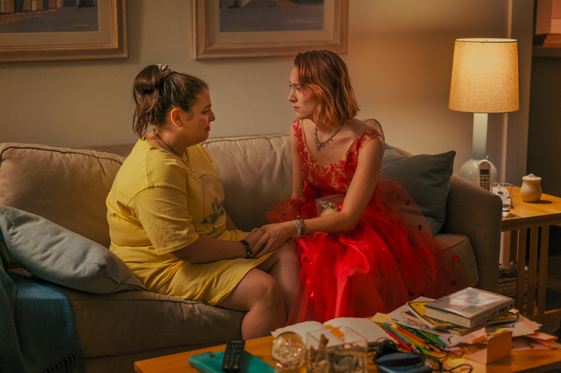 The heart of Lady Bird is an old Dave Matthews song about jacking off