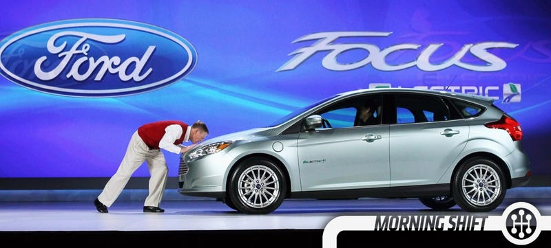Illustration for article titled Ford Gives CEO Alan Mulally $13.8 MIllion After Kickass 2013