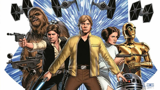 Illustration for article titled Marvel's New Star Wars Series Could Be One Of The Biggest Comics Ever