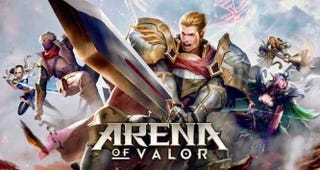 Arena of Valor.........looks pretty generic, right?