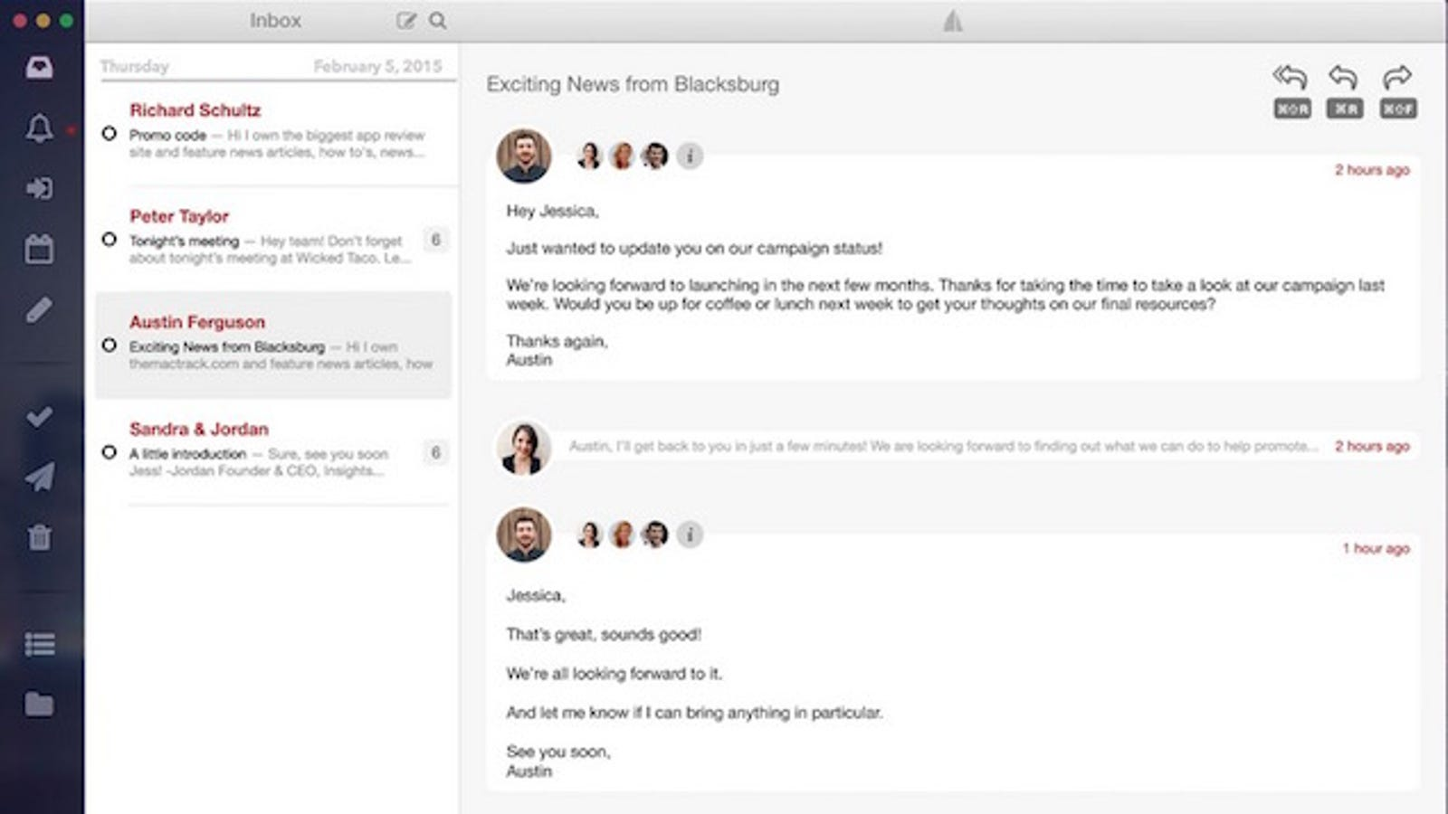Mail Pilot 2, the Mac Email Client, Enters Free Beta